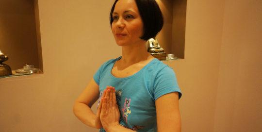 Розикова Ольга Йогатерапевт Академии йоги и йогатерапии Прокуниных