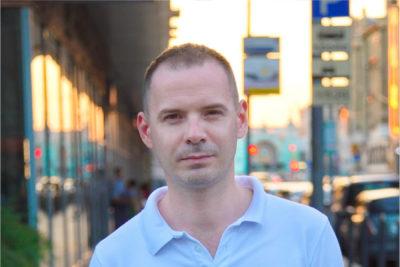 Борискин Максим - Преподаватель Академии Йоги и Йогатерапии Прокуниных