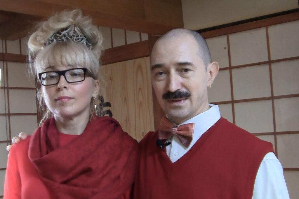 Николай и Елена Прокунины, руководители Академии йоги и Йогатерапии